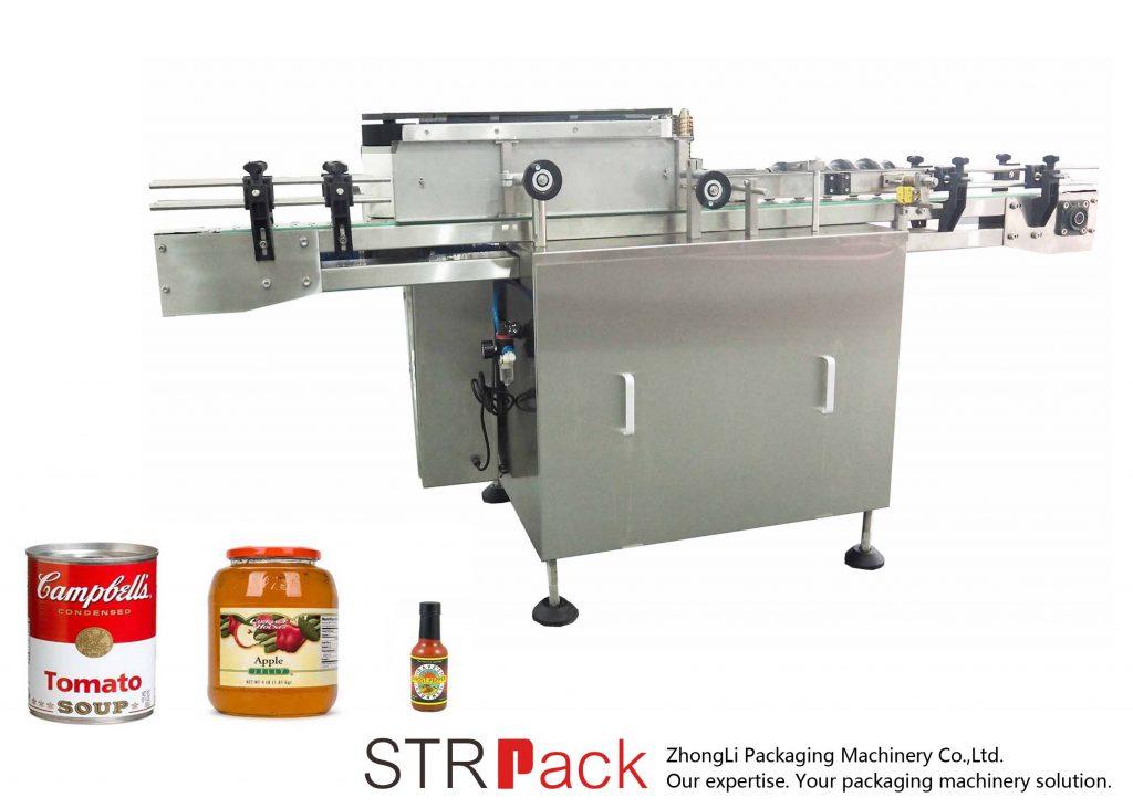 Etichettatrice automatica per colla a umido (etichettatrice per pasta)