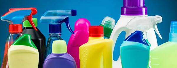 Riempitrici per prodotti per la pulizia della casa
