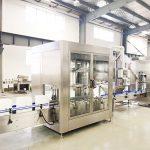 Apparecchiatura di riempimento del peso netto liquido per linee di produzione