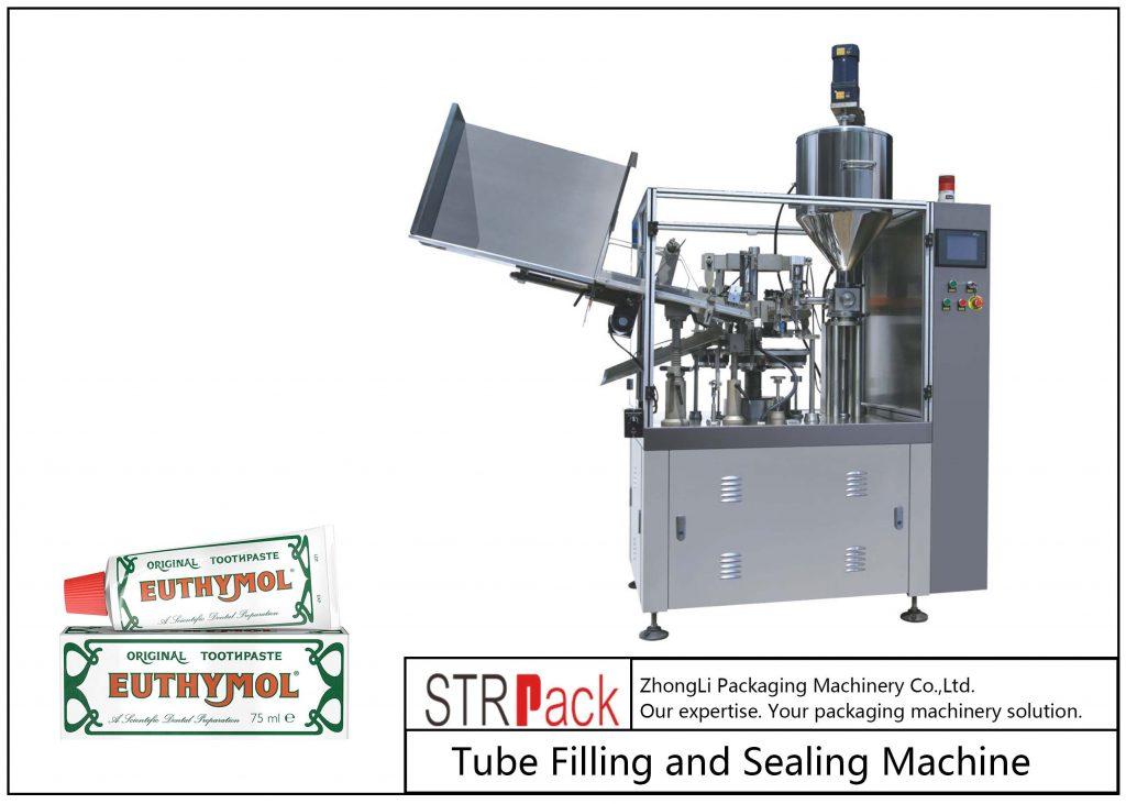 SFS-60Z Riempitrice e sigillatrice per tubi metallici
